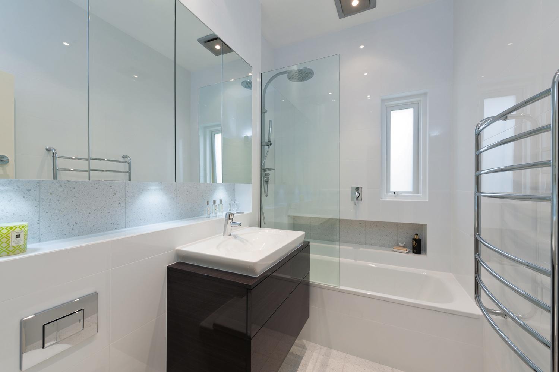 A stunning functional bathroom