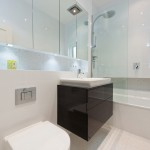 Functional bathroom space