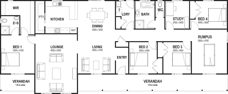 KITOME_Forrestville_Floorplan