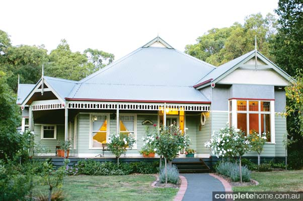 These beautiful homes pay tribute to the stunning architecture of the Victorian and early-Federation periods