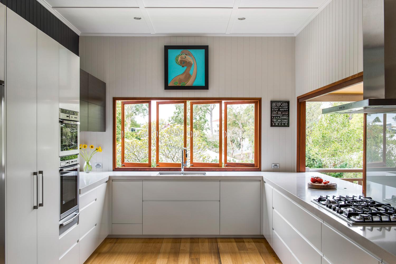 A modern and innovative kitchen design