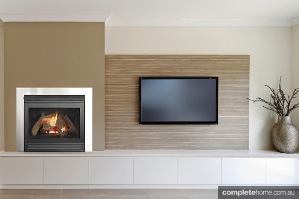 Jetmaster Fireplace living room modern home