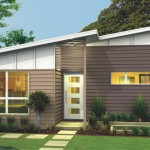 The Jucaro 15 is a contemporary three bedroom, two bathroom home. Its sleek lines and timeless style provide open space living throughout the home