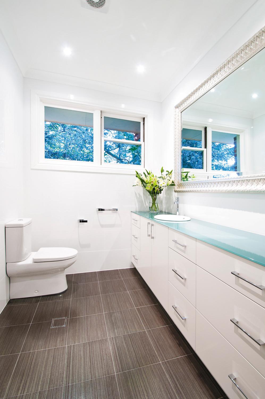 Effortless and elegant bathroom design completehome Elegant modern bathroom design