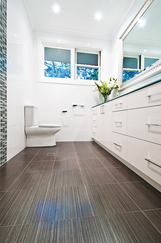 Effortless and elegant bathroom design - Completehome