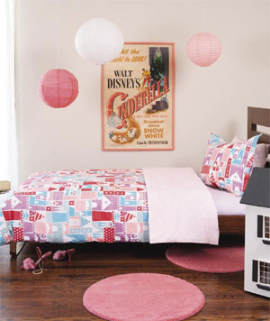 Adaptable kids rooms