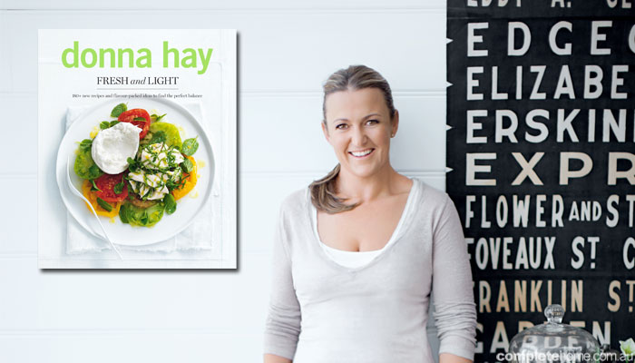 In the kitchen with... Donna Hay