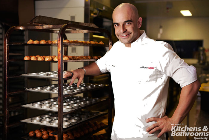 In the kitchen with... Adriano Zumbo