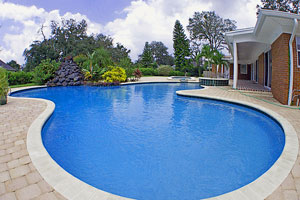 Pool project: Fully integrated