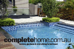 Pool project: Simply stunning