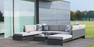 Relax with an outdoor lounge
