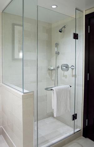 Product spotlight: Universal shower base