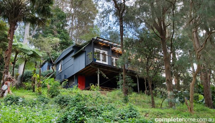 REAL HOME: Fibro shack turned island paradise