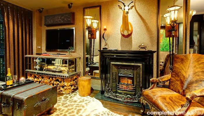 REAL RENOVATION: African Serengeti apartment
