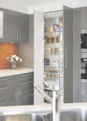 Storage Solutions and Superb Design