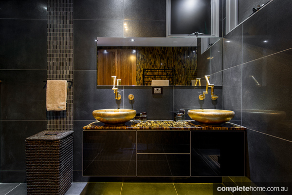 Best Of Black Bathrooms Completehome