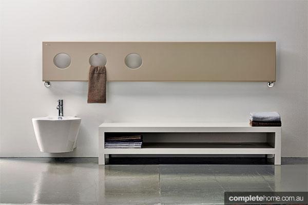 5 HOT heated towel rails