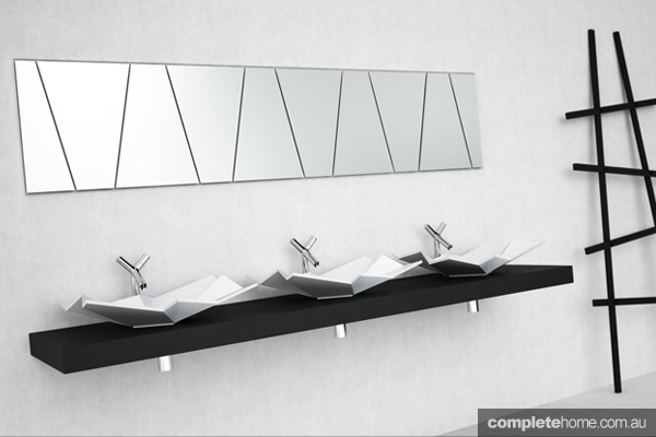 Top 8 out-there baths and basins