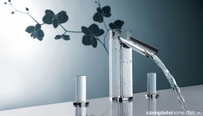 5 trendy bathroom taps
