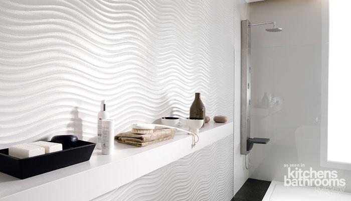 6 fabulous bathroom floors & walls