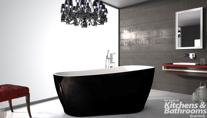 5 beautiful bathtubs