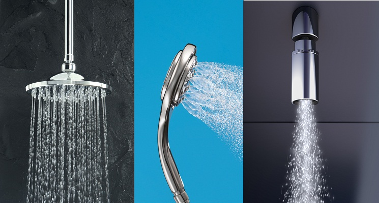 Expert advice: Shower types explained