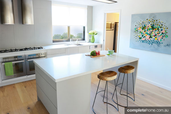Inside The Block Sky High kitchens