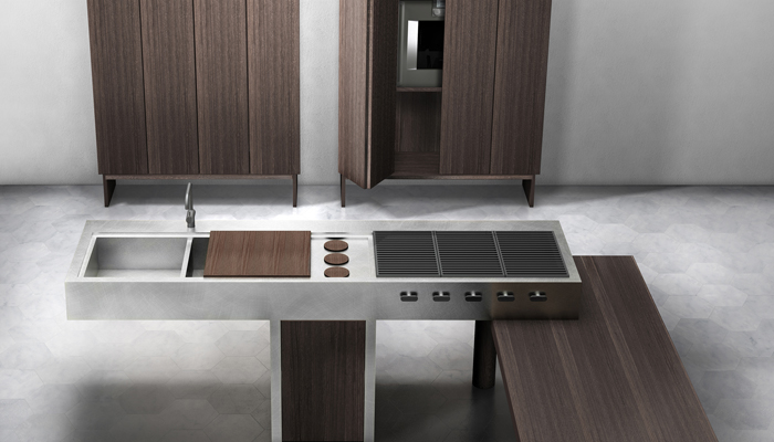 Top 8 international kitchen trends