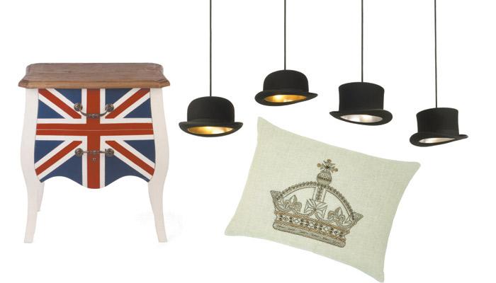 Get the look: British invasion