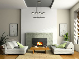 Product spotlight: Soho battery-powered fireplace