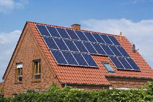 Passive solar design for energy efficient housing