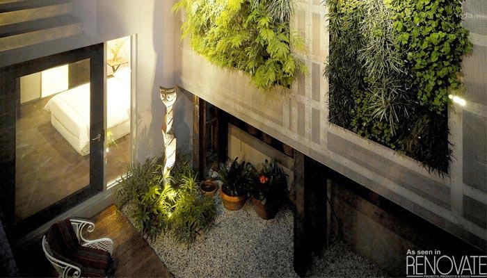 Trend alert: Vertical gardens