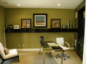 Green up your home office