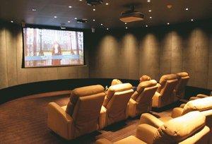 A private screening