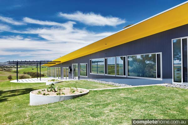 Grand Designs Australia: Barossa Valley House