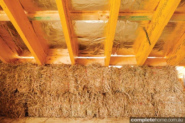 Building with... Straw bale