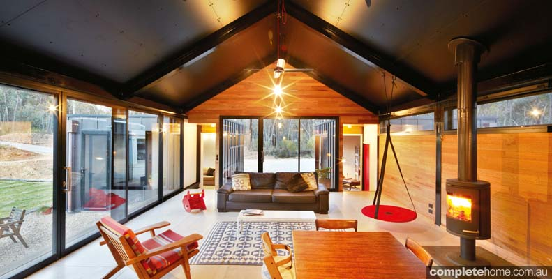 REAL HOME: Kooroork Camping House