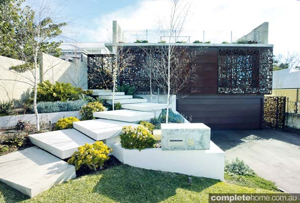 real home steel and stone - Real Home Design