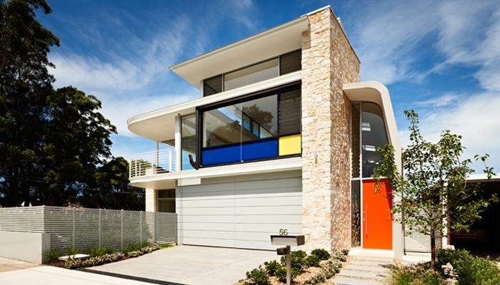 REAL HOME: Mondrian house - Grand Designs Australia