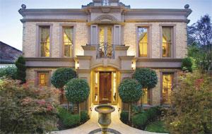 Featured design: classic grandeur