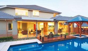 A Balinese abode
