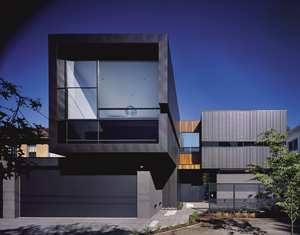 Featured design: Bower Architecture build a black beauty