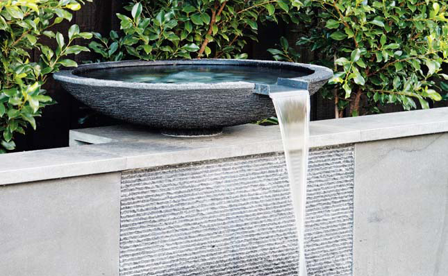 Transform your garden with a tranquil water feature