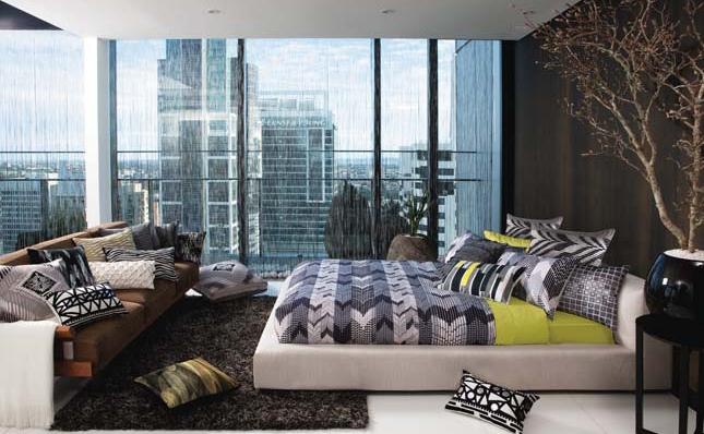 Bedding to brighten your bedroom
