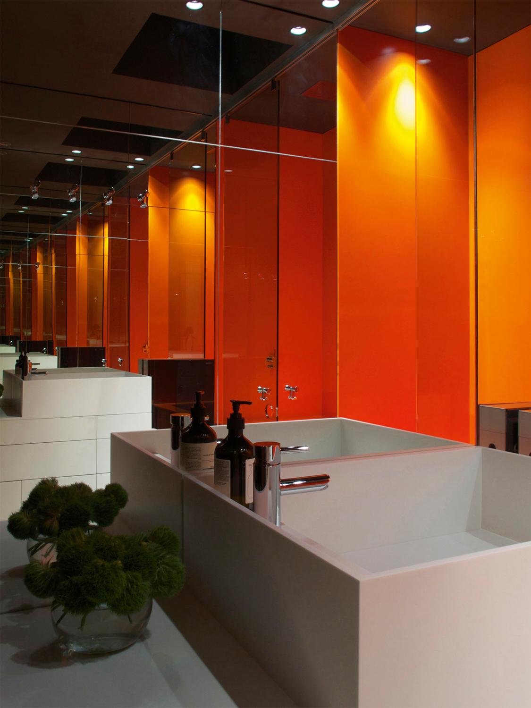 orange bathroom_two