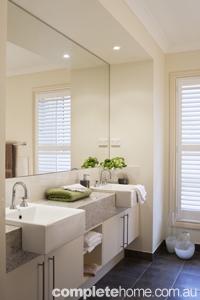 Hygiene-sensitive Bathroom Paint