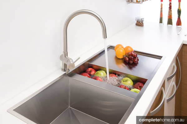 Elegantly designed sink, made for living