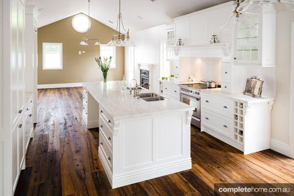 Elegance in Kitchen Design