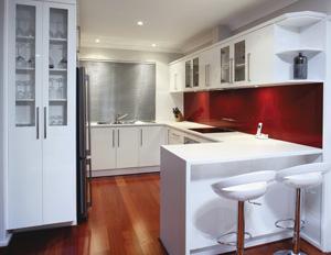 Wonderful kitchen cabinetry