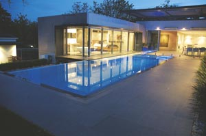 Combination pool design